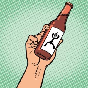 Birra - Bottiglia da 500ml
